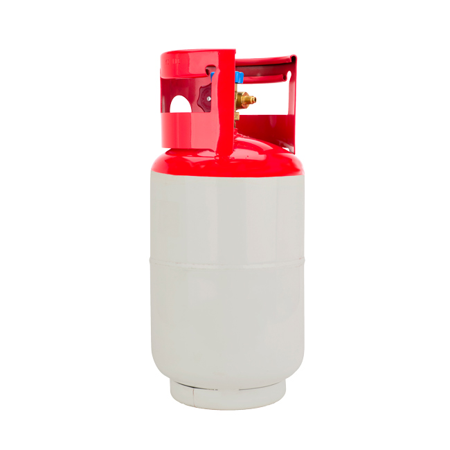 30LB Refillable Flammable Refrigerant Cylinder