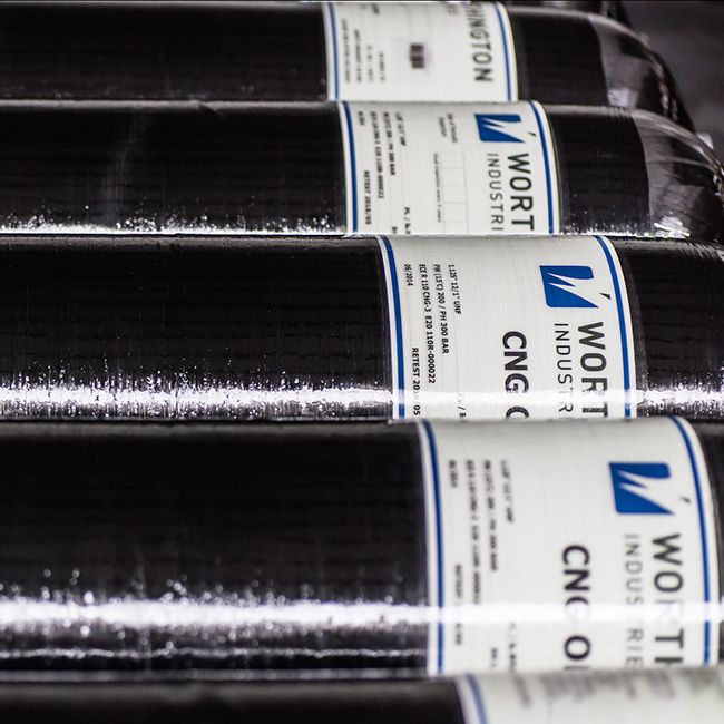 CNG Type 3 Cylinders - Worthington Industries