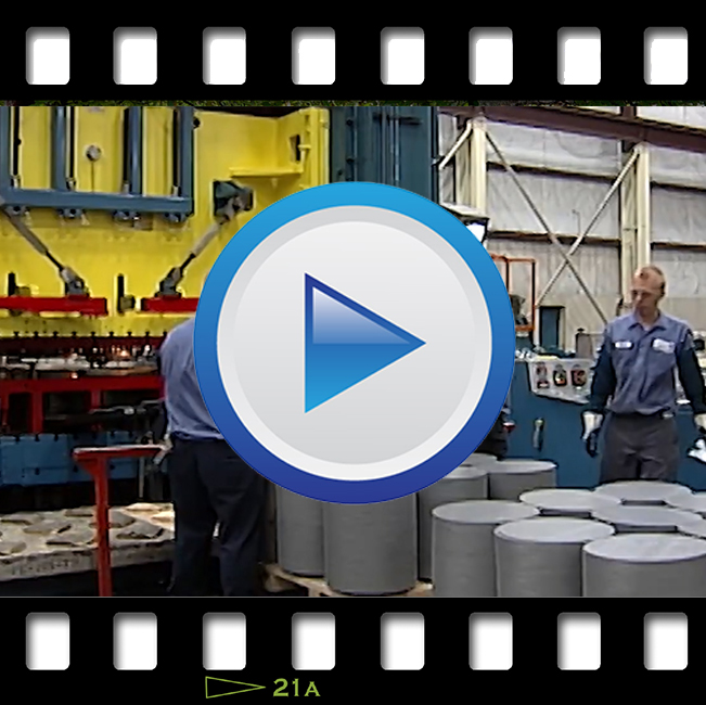 Steel Configured Blanking Process