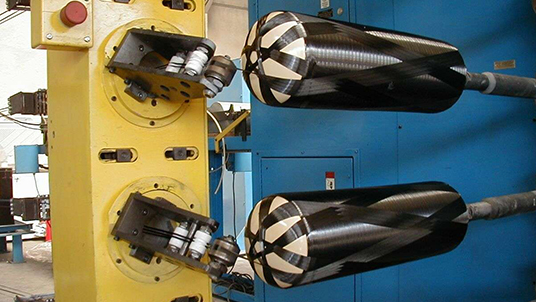 High Pressure Composite Cylinders