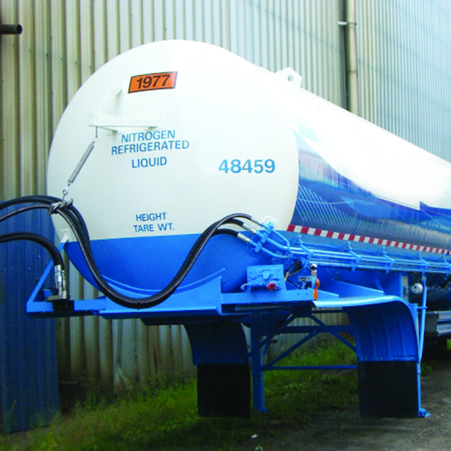 Cryogenic Trailers
