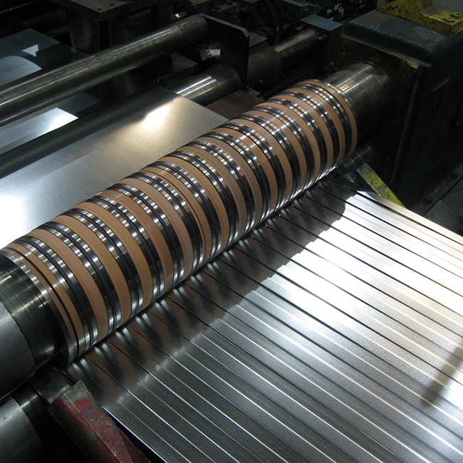 Steel Slitting Worthington Industries