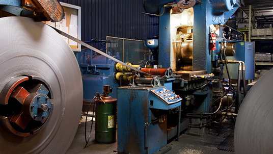 Steel One Pass Rolling Mill
