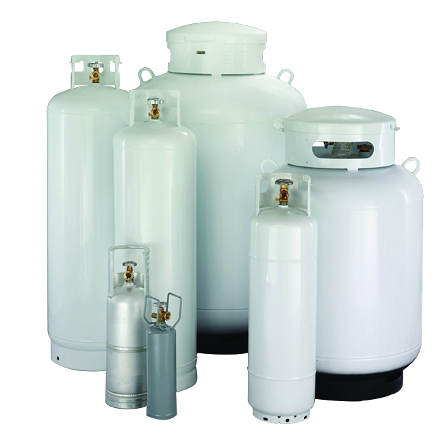 Fuel and Cutting Gas Cylinders