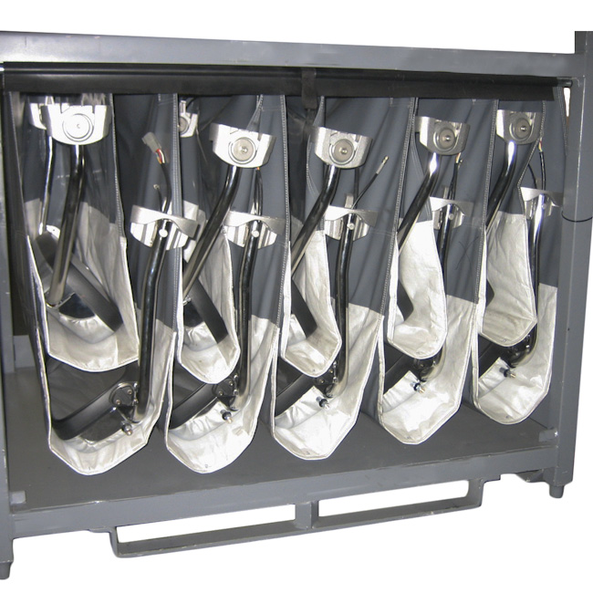 Returnable Racks Hangers
